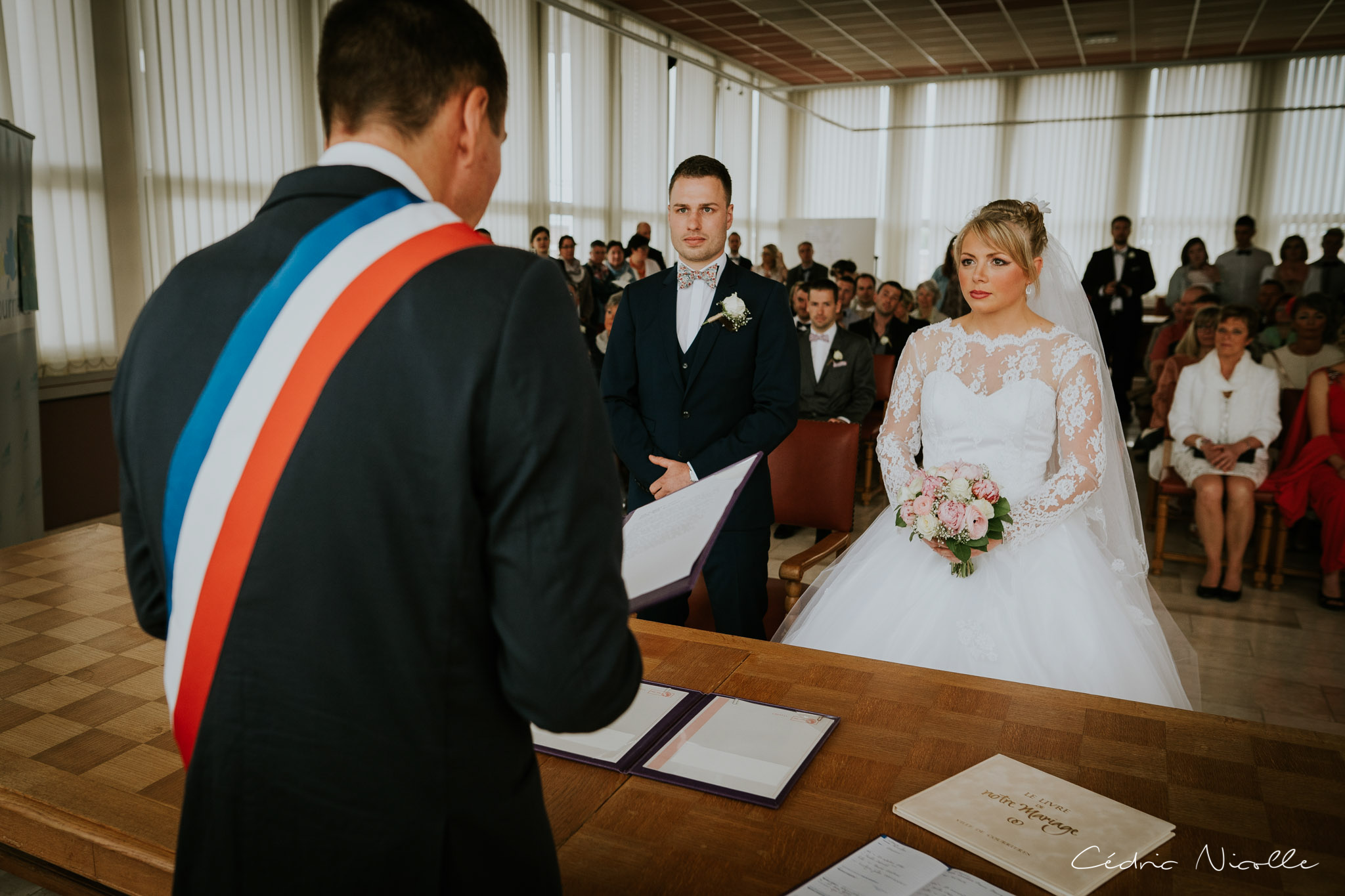 Photographe mariage Courrières