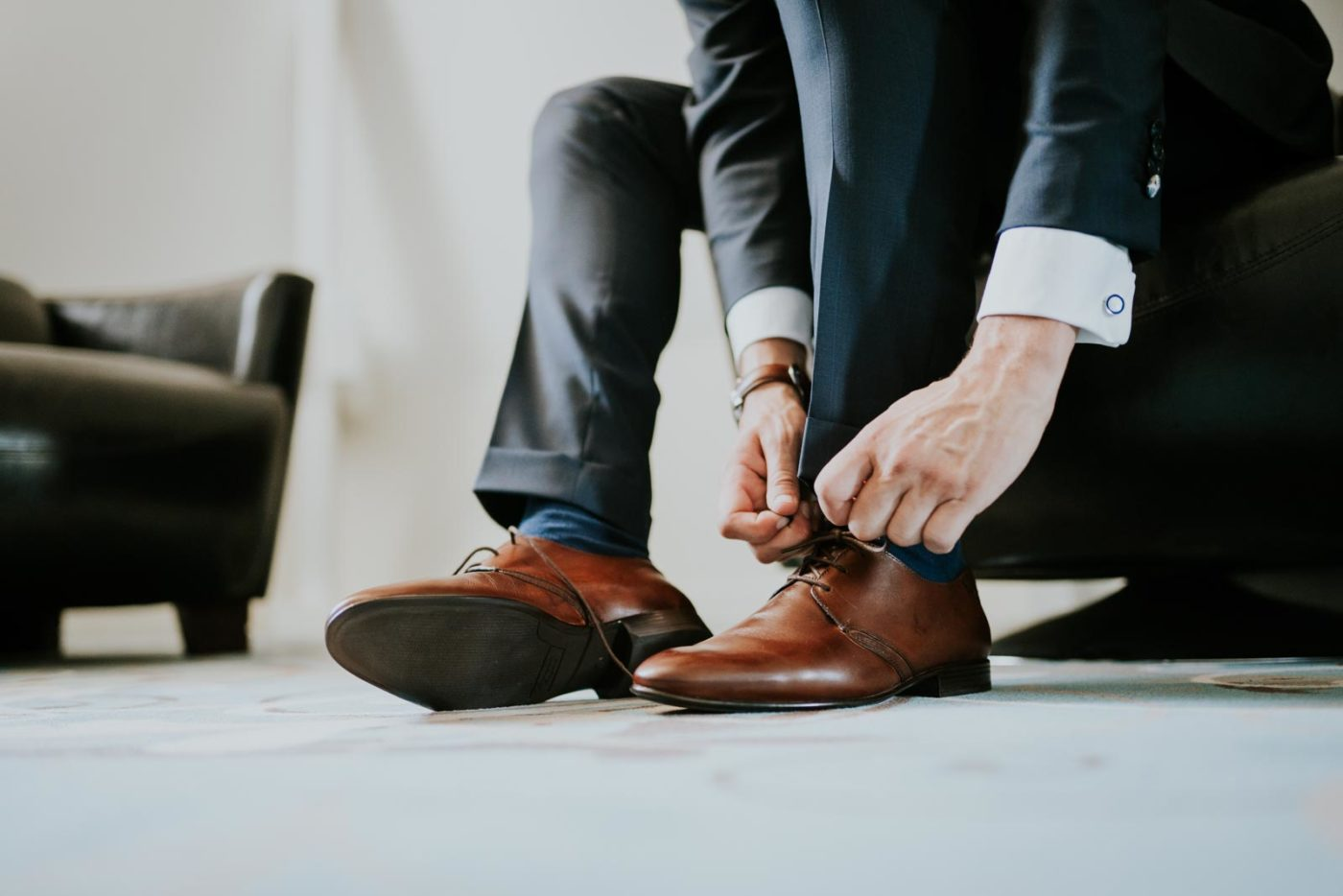 Les chaussures - reportage photo mariage.