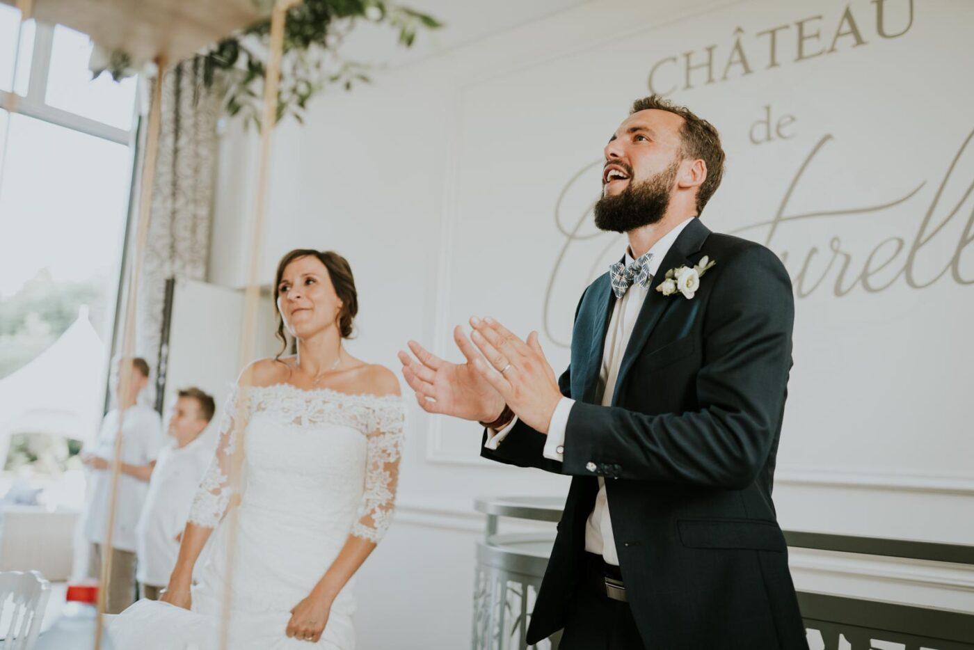 Discours des mariés !