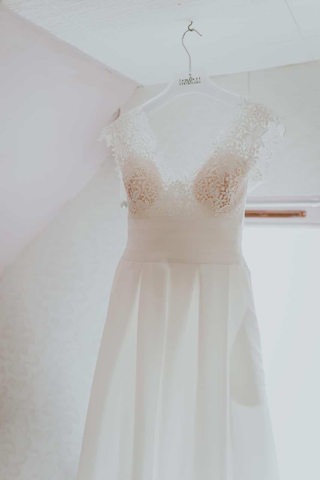 Robe de mariée…