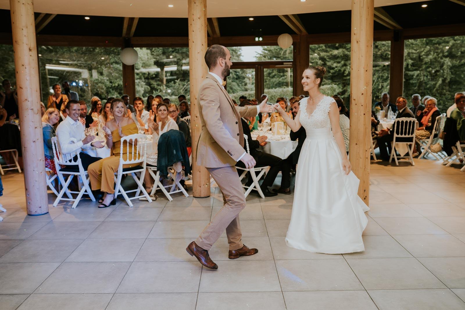Première danse - Chateau de Morbecque…