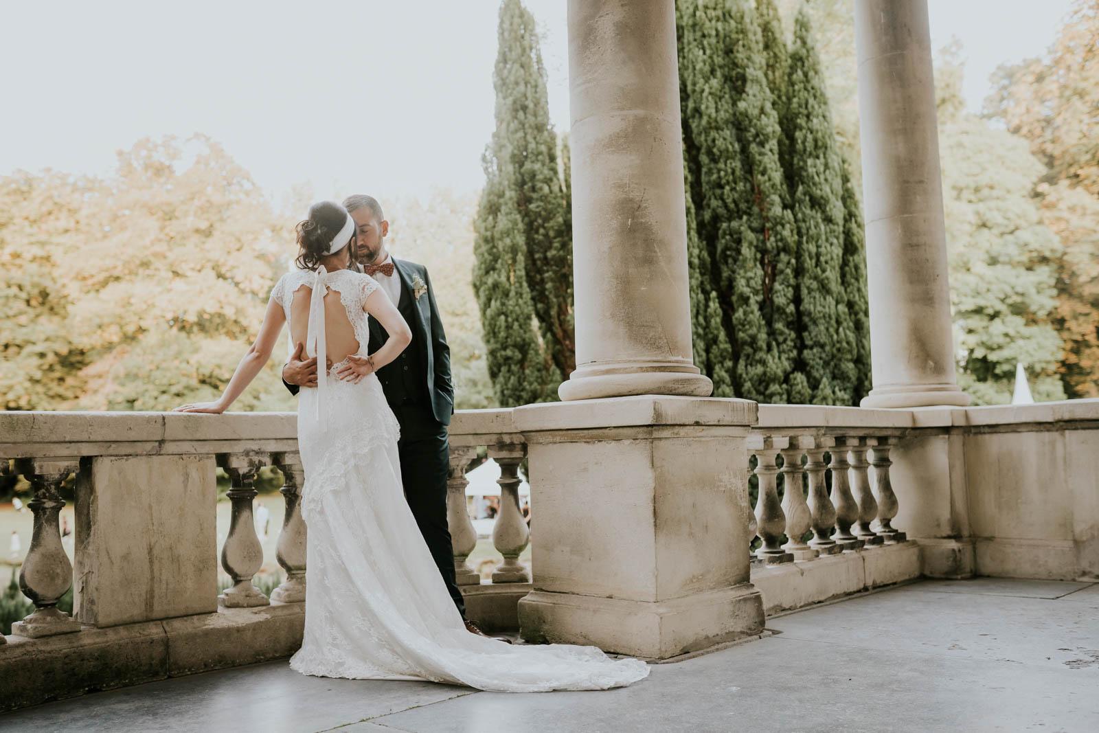 Photo de couple - Château de Philiomel.