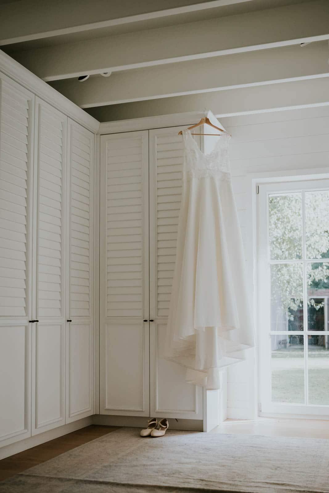 La robe du jour… Photographe de mariage.