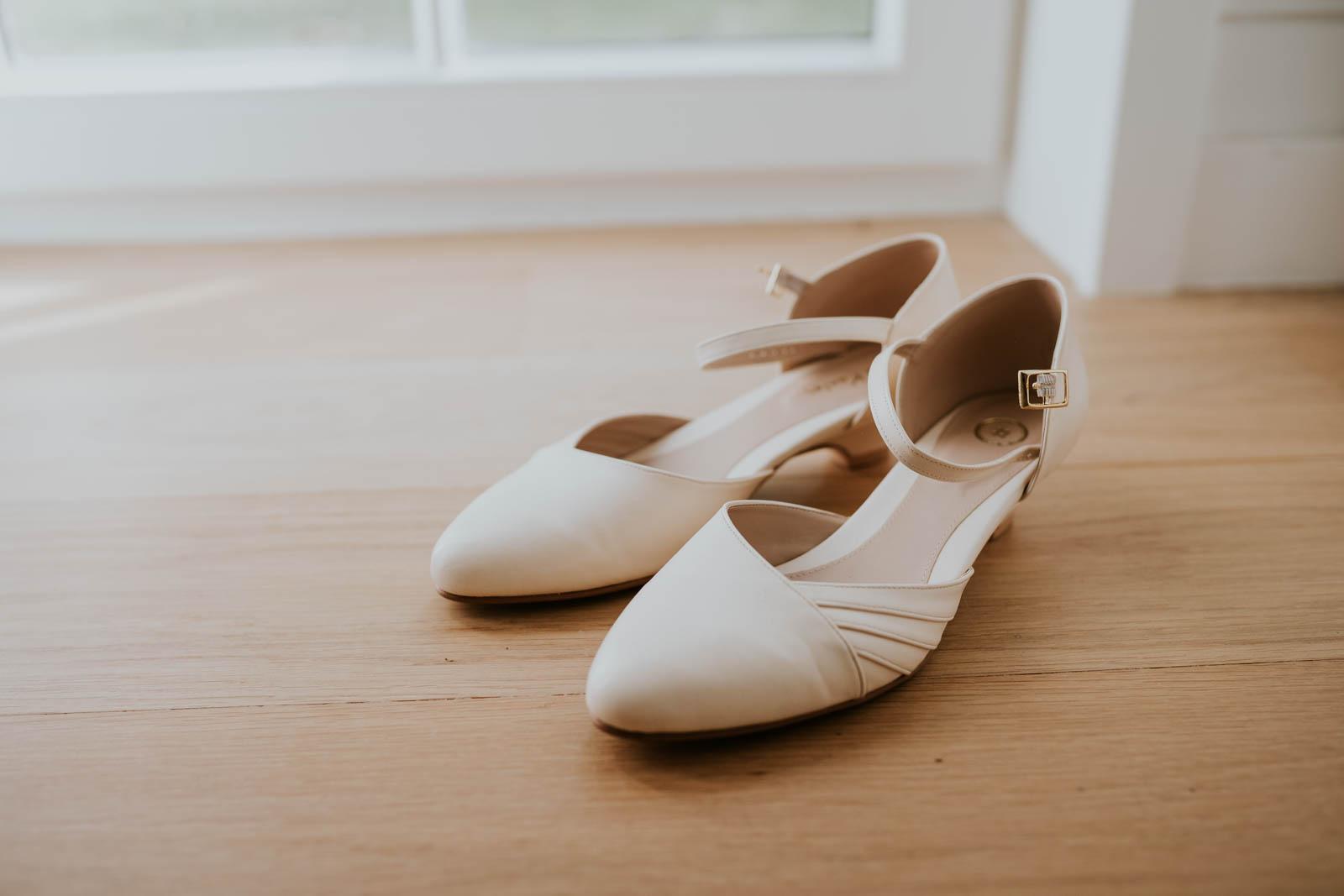 Les chaussures du jour… Photographe de mariage.