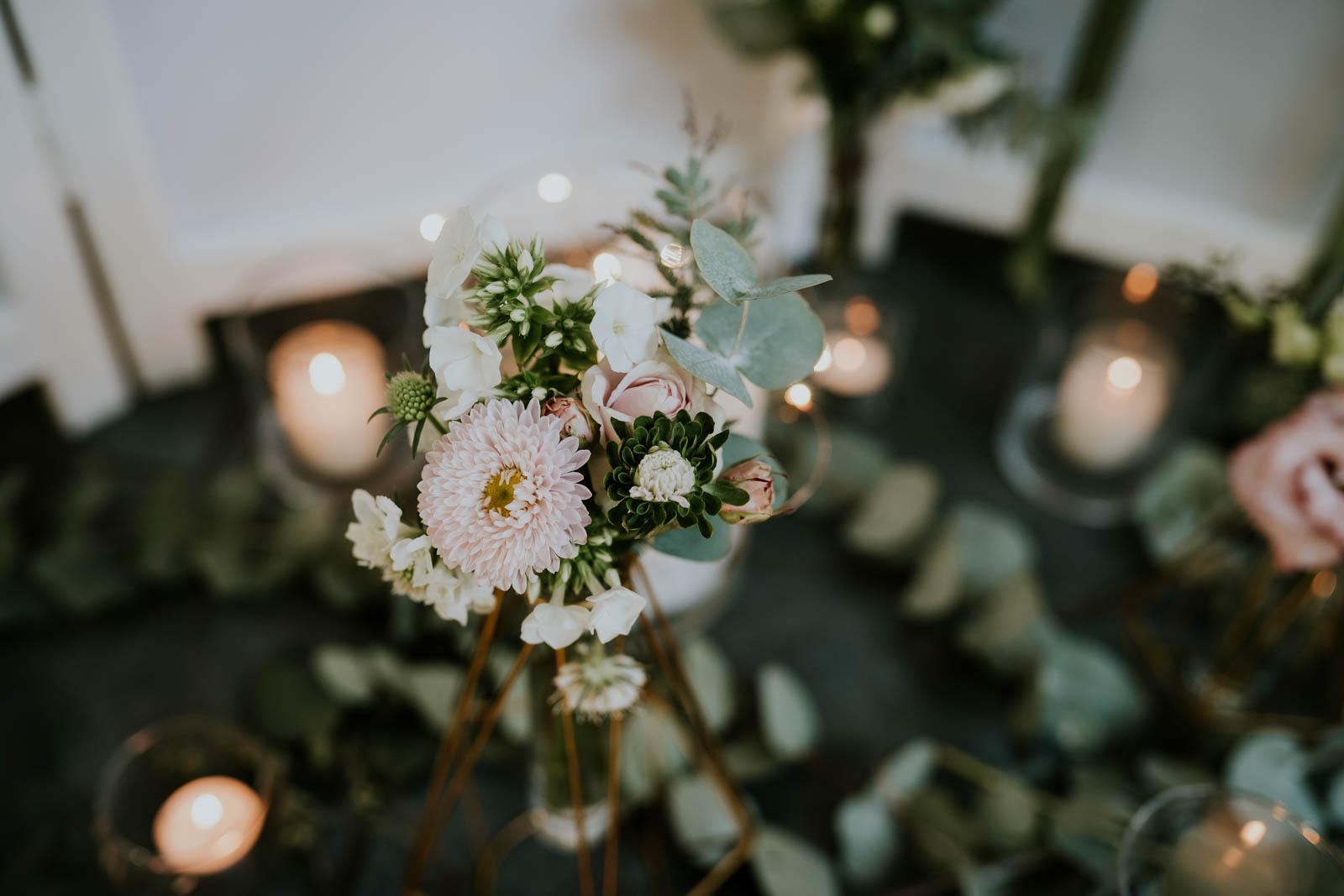 Décoration de mariage - Salons de la prairie.