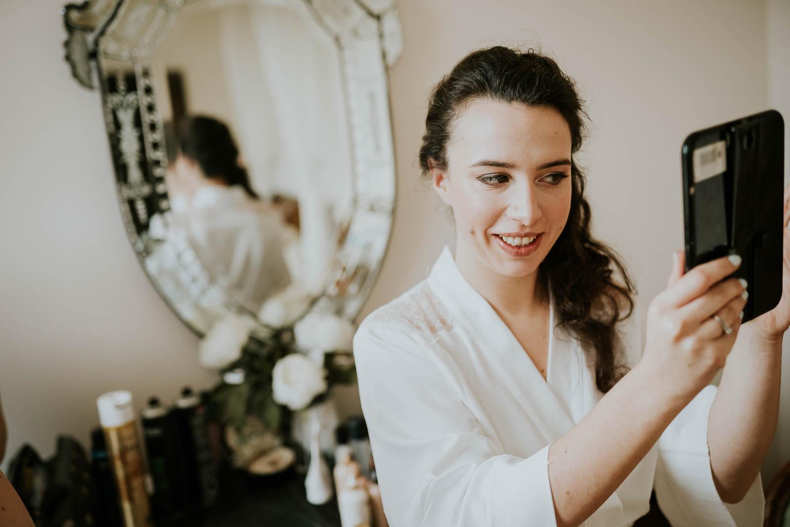 Maquillage au Domaine de la Traxène…